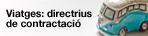 Directrius de contractació de viatges, (obriu en una finestra nova)